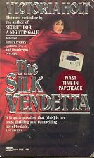 The Silk Vendetta by Victoria Holt (1988, Paperback)