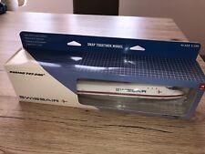 "HOGAN (Herpa) 1:200 - BOEING 747-200 ""SWISSAIR"""