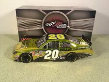 2013 Action BRIAN VICKERS #20 Dollar General COLOR CHROME Diecast Nascar 1/24