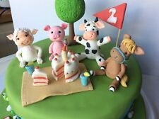 Kitchen, Dining & Bar Dynamic Goat Edible Cake Frosting Sheet Topper