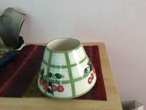 Yankee Candle Large Ceramic  Jar Candle Shade topper