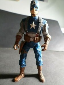 Figurine Captain America Marvel, D Occasion, Very Good
