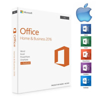 Microsoft Office for Mac Office 2016 Home and Business For Mac Activation Key