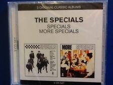 THE. SPECIALS.         SPECIALS. /. MORE. SPECIALS.        TWO. COMPACT DISCS.