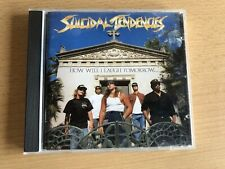Suicidal Tendencies How Will I Laugh Tomorrow CD Metal Body Count Cyco Ice T