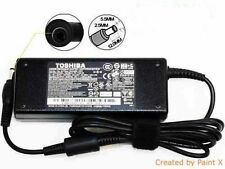 AC Adapter Charger for Toshiba Satellite L505D A505 L505 PA3715U-1ACA 19V 3.95A