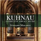 Kuhnau: Complete Organ Music, Stefano Molardi CD | 5028421950891 | New