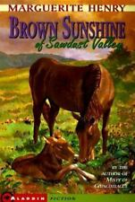 Brown Sunshine of Sawdust Valley by Henry, Marguerite