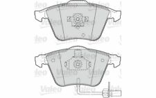 4x VALEO Front Brake Pads For FORD FOCUS 598822