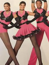 Dance Costume  Jazz Skate  Tap  modern  Pageant  funky one