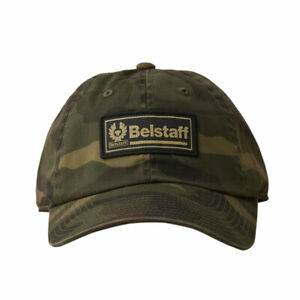 Belstaff Weekender Baseball Cap - Camouflage