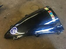 04-06 Yamaha YZF R1 Engine Motor 05 Black windshield windscreen NICE