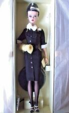 BARBIE SHOPGIRL SILKSTONE NRFB - GOLD LABEL new model doll collection Mattel