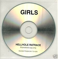 (65V) Girls, Hellhole Ratrace - DJ CD