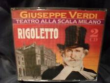 Verdi-RIGOLETTO-Rafael Kubelik/Coro e Orchestra del Teatro alla Scala Milano