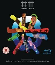 DEPECHE MODE - TOUR OF THE UNIVERSE: BARCELONA 20/21:11:09  (2 BLU-RAY) POP NEUF