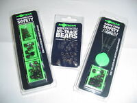 Korda Chod Safety System / Leadcore, Naked, No-Trace Beads / Carp Fishing