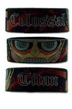 *New* Attack on Titan Chibi Colossal Titan Wristband