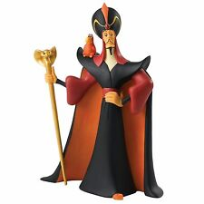 Disney Enchanting O Mighty Evil One Iago and Jafar Aladdin Figurine 21cm A28077