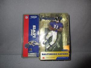 New Mcfarlane's Sports Picks 2004 Jamal Lewis Baltimore Ravens Series 8*