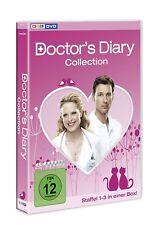 Doctor's Diary Collection Staffel 1-3 in einer Box [6x DVD] *NEU* DEUTSCH 1 2 3