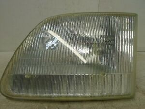 97-03 Ford F150 F250 Expedition Left Driver Headlight Lamp OEM NICE