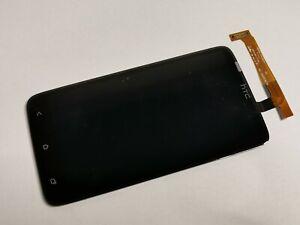 HTC One X Touchscreen Lcd Schwarz / Black