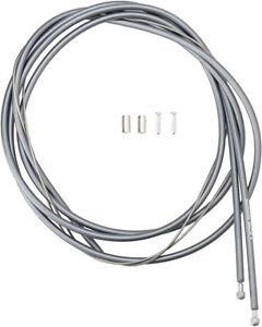 2 X Shimano Bike Gear Brake Cable Housing 560mm