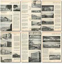 1958 New Towns, North East, Newton Aycliffe, Peterlee, Cumberland