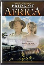 Pride of Africa (DVD, 2009) Robert Powell,  train bound for mystery & intrigue