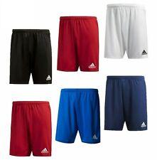 Adidas Parma 16 Niños Chicos Pantalones Cortos Deportes Gimnasio De Entrenamiento Fútbol funcionando corto