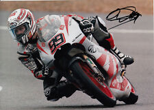 Danny Webb Hand Signed Mahindra Racing 7x5 Photo 125cc 2011.