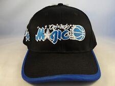 Orlando Magic NBA Vintage Adjustable Strap Hat Cap Drew Pearson Black