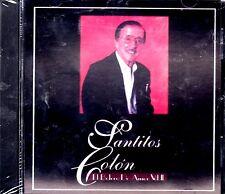 """SANTITOS COLON/ SANTOS COLON -"""" EL BOLERO DE SALSA VOL.2 - CD"""
