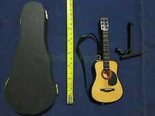 "1/6 Scale Classcial Guitar with Case Musical Instrument for 12"" Action figure #B"