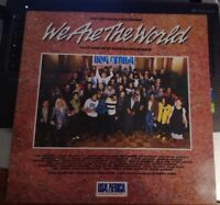 ARTISTI VARI - WE ARE THE WORLD - GATEFOLD - NUOVO ORIGINALE 1985