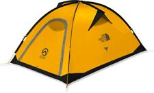 North Face Summit Series Assault 2 Mountaineering Climbing Camping Tent - Gold
