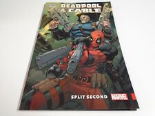 Deadpool and Cable : Split Second TPB  (2016, Paperback)