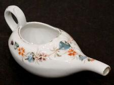 Antique INVALID FEEDER / PAP BOAT Victorian Sick Cup CIVIL WAR Era HOSPITAL