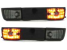 VW Golf 3 + Vento Frontblinker/Blinker Schwarz Klar+Nebelscheinwerfer DUMMY