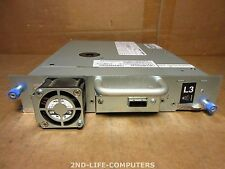 IBM Dell 23R9973 LTO3 LTO-3H SAS Tape Drive NW720 TL2000 PULLED FROM DELL TL4000