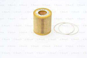 BOSCH Oil Filter Insert Fits ALFA ROMEO FIAT OPEL MPV SAAB 1.9L 2002-