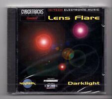(JM978) Cybertracks Ltd NVRCD 811: Lens Flare, Darklight - Sealed CD