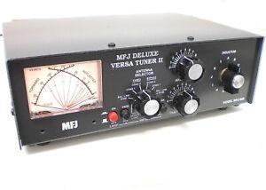 MFJ-948 ATU, MANUAL ANTENNA TUNER,  300-WATT,  1.8-30Mhz