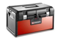 Facom Boîte à Outils Bi-Matière - Rouge (BT.200PB)