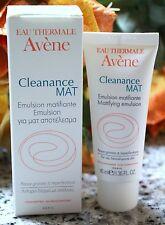 AVENE CLEANANCE MAT EMULSION 40ml  Formulated for the needs of oily skin.