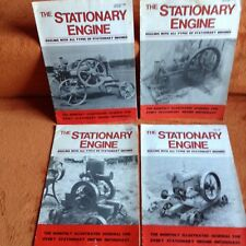 """The Stationary Engine""  Monthly Journal Issues  86,87,94,95."