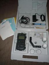 WTW pH 340 / ION Meter mV Ionen Messgerät SenTix 21 K500 R502 Taschenmessgerät