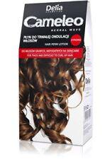 Delia Natural Herbal Wave Hair Perm Lotion - Gentle Tick Waves or Tight Curls