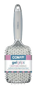 CONAIR - Gel Grips Paddle Hair Brush - 1 Brush